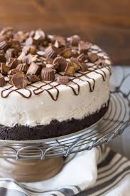 lovely little kitchen peanut butter cup ice cream cake lovely little kitchen