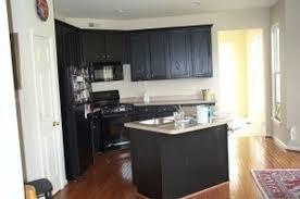 small kitchen design ideas with black cabinet also remodel island
