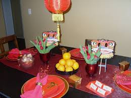 chinese new year house decoration ideas