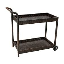 patio serving carts you u0027ll love wayfair ca