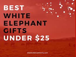 gender neutral gifts best white elephant gifts under 25 el u0027s kitchen comforts