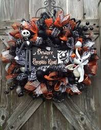 nightmare before christmas decorations pumpkin king pinterest