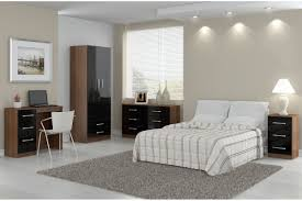 bedroom walnut and white bedroom furniture amazing on for modern