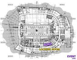 us bank stadium virtual tour generated by panotour