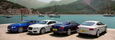 bentley cars inside continental range 2010 2017 bentley motors