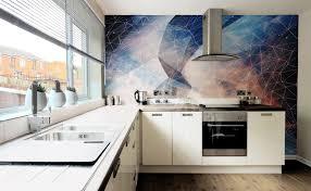 cuisine papier peint meilleur de papier peint pour cuisine tendance deco