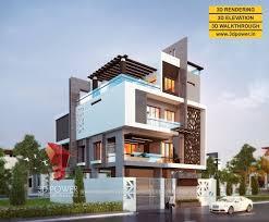bungalow 3d design u0026 architectural rendering on architizer