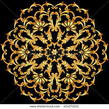 gold ornament stock images royalty free images vectors
