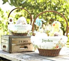 easter basket liners personalized monogrammed easter basket personalized basket 1 monogrammed easter