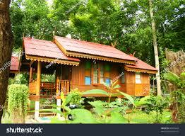 beach bungalow thailand stock photo 60075643 shutterstock