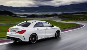 mercedes beamer mercedes benz cla class pricing and specifications photos 1 of 3