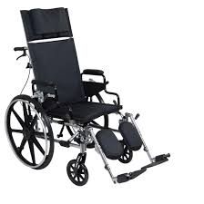 viper plus gt full reclining wheelchair drive medical