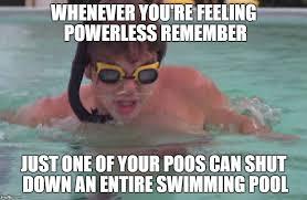 Swimming Pool Meme - caddyshack swimming pool doodie memes imgflip