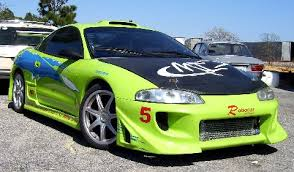 mitsubishi eclipse fast and furious the most wanted fast and the furious cars auto mart blog