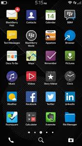 blackberry leap review the leap maintains the status quo