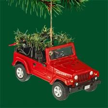 all things jeep sold out jeep wrangler ornament