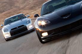 Nissan 2013 Gtr 2012 Chevrolet Corvette Z06 Vs 2013 Nissan Gt R Edmunds Com