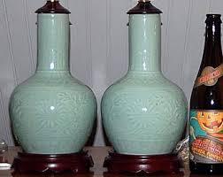 Jade Vases Celadon Vase Etsy