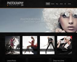 Photography Portfolio Photography Portfolio Theme For Photographers