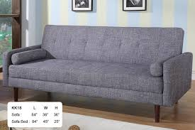 ah18 gray sofa bed kk18 at home usa sleepers sofa beds at comfyco