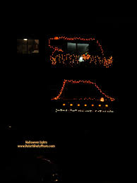 halloween light decoration ideas jayslights llc christmas light show citrus tower ground view