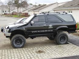 toyota surf car hilux surf to pickup build modifications hilux pickup owners