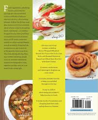 clean eating 28 day plan a healthy cookbook and 4 week plan for