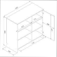 dimension caisson cuisine taille standard meuble cuisine idées décoration intérieure