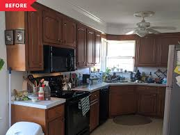 redo kitchen cabinets best painted cabinet redos of 2020 best painted cabinet