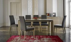 calligaris echo extending table calligaris dining tables fishpools