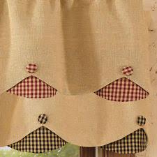 Park Design Valances Park Designs Rustic Primitive Curtains Drapes U0026 Valances Ebay
