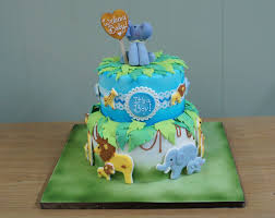 safari cake toppers baby safari cake and elephant topper montreal confections