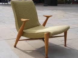 1950s Armchair Bleu Seating