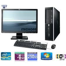 ou acheter pc de bureau fnac pc de bureau pack ordinateur de bureau prix pas cher
