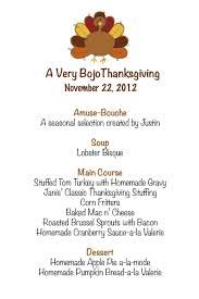 thanksgiving dessert menu urbancookery sara u0027s thanksgiving special