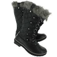 s winter boots clearance s merona neida boots black mount mercy