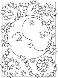 moon stars coloring pages bubblews javaman u0027s pins