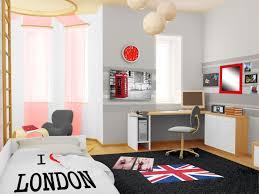 le chambre ado décoration d une chambre d ado style urbain londonien déco