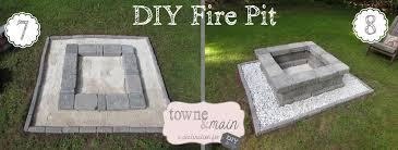 How To Build A Stone Firepit by Build Layers2 Jpg