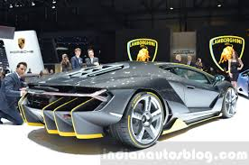 lamborghini engine in car lamborghini centenario lp770 4 rear three quarter at the 2016