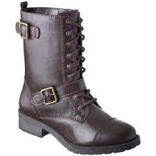 womens black combat boots target s mossimo supply co khalea trooper boot assorted colors