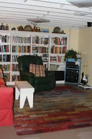 interior enchanting living room decoration using black leather