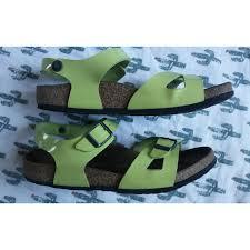 u0027s birkenstock rio sandals sz3 mercari buy u0026 sell things