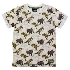 oatmeal dinosaur kid s t shirt history museum shop