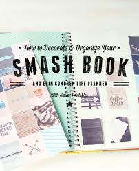 Journal Decorating Ideas by How To Decorate Your Smash Book U0026 Erin Condren Life Planner With