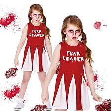 Dead Cheerleader Halloween Costume Teen Girls Halloween Costumes Ebay