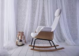 Rocking Chairs For Nursing Nana By Alegre Design Is A Stylish Modern Ergonomic Rocking