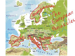 Show Me A Map Of Europe by Europe On Emaze