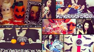 diy halloween room decor u0026 fall organization youtube