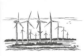 wind works postcards
